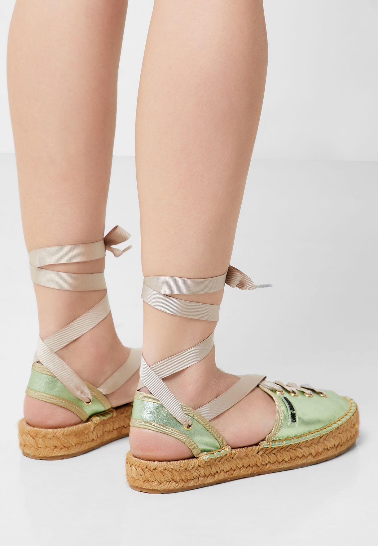 حذاء اسبادريل بسير كاحل