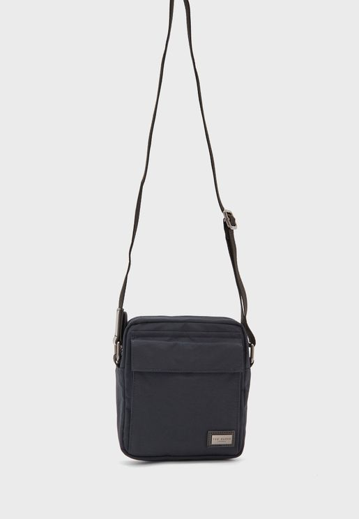 Nylon Flight Crossbody Bag