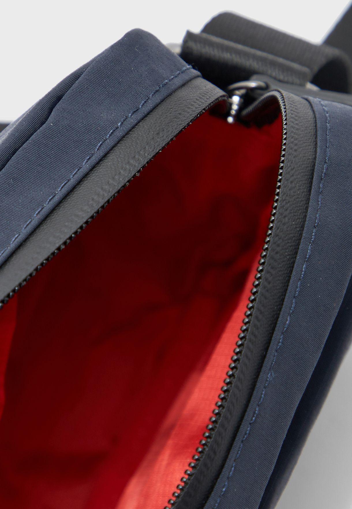 Nylon Flight Crossbody Bag