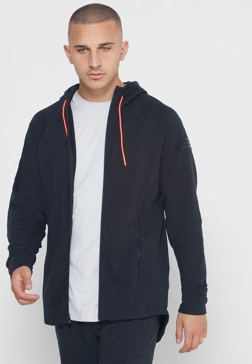 SC30 Warm Up Jacket