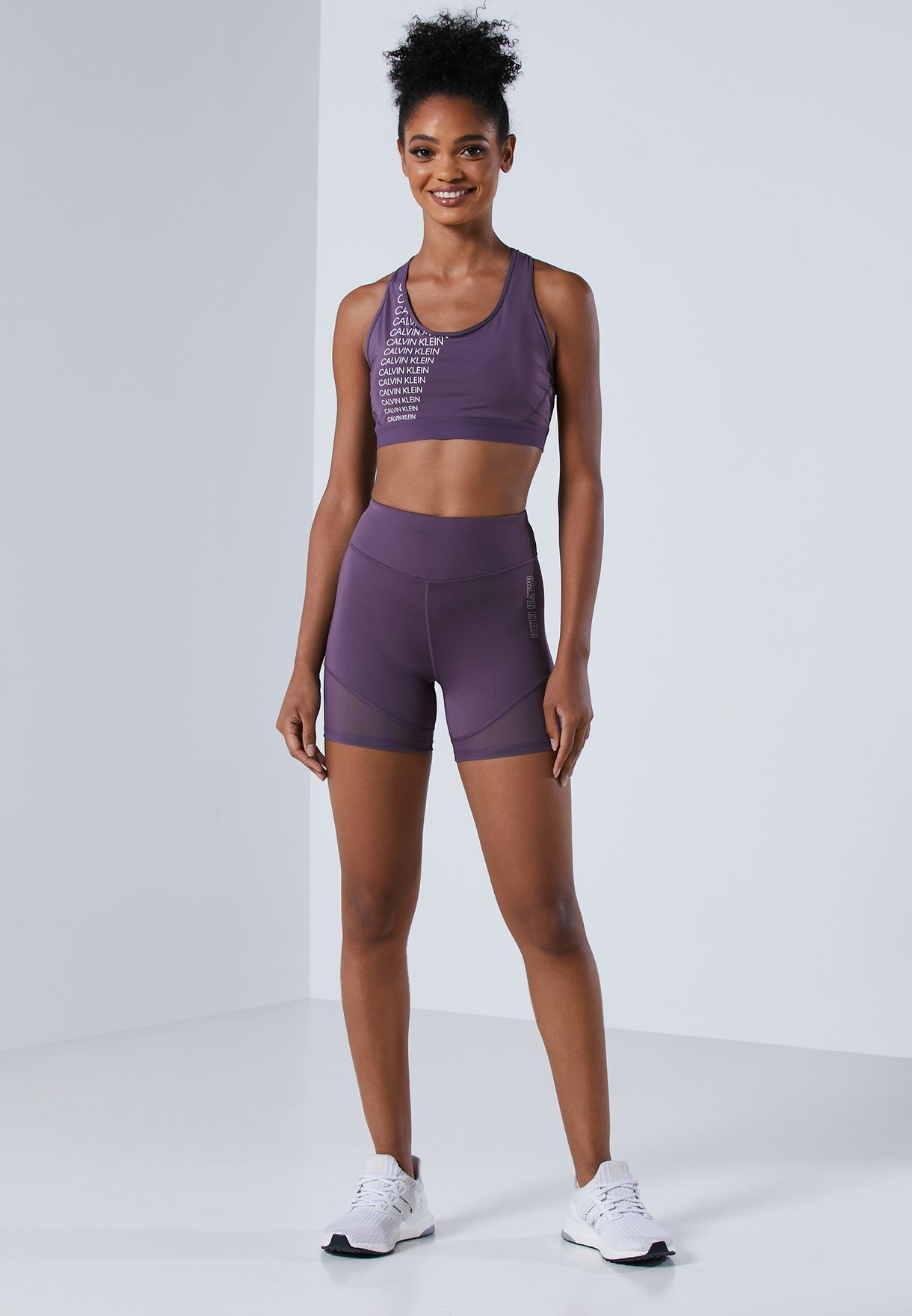 High Rise Cycling Shorts