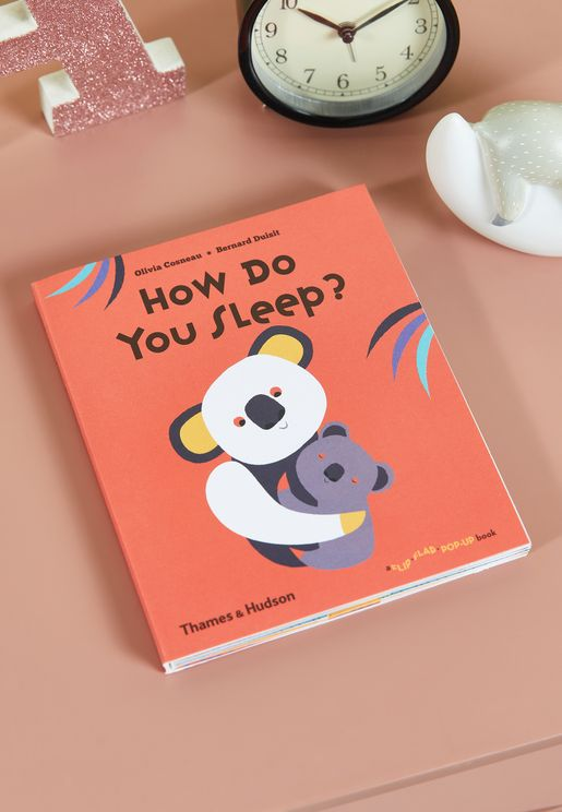 كتاب How Do You Sleep?