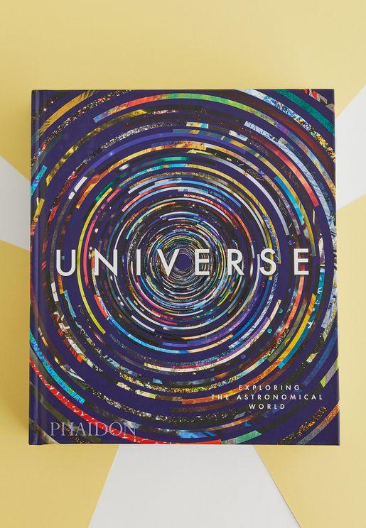"""كتاب """"الكون: استكشاف العالم الفلكي"""""""