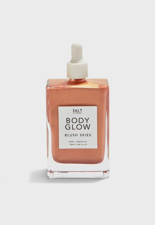 Body Glow - Blush Skies