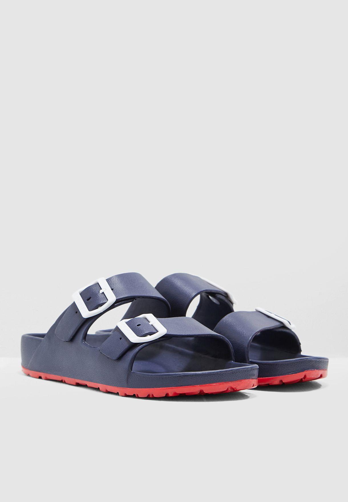 Double Strap Sandals