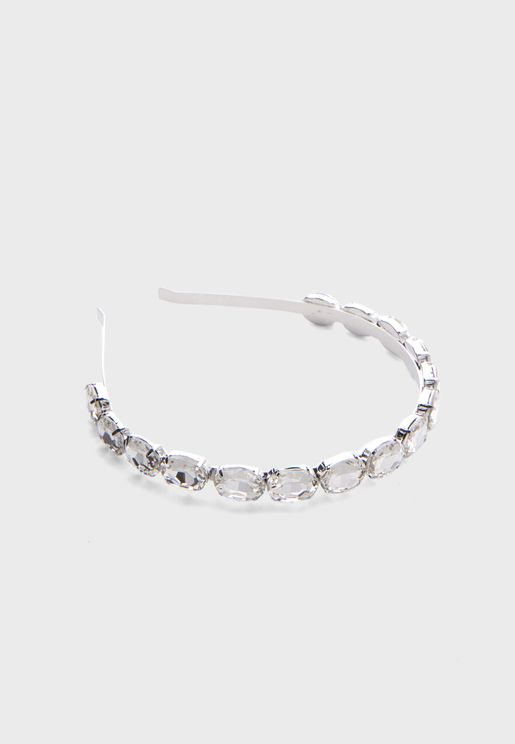 Crystal Stones Hairband