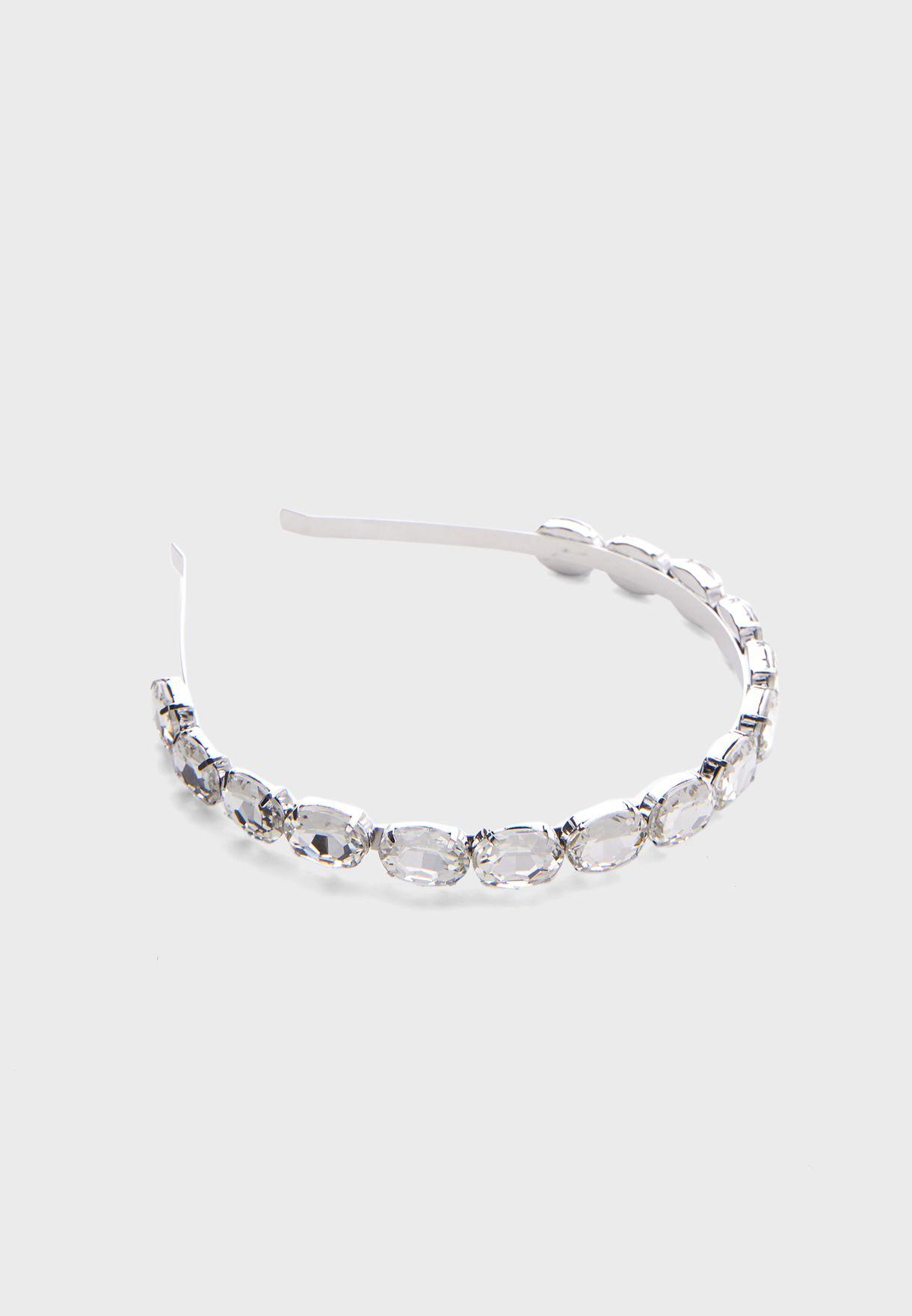 Crystal Stones Hairband