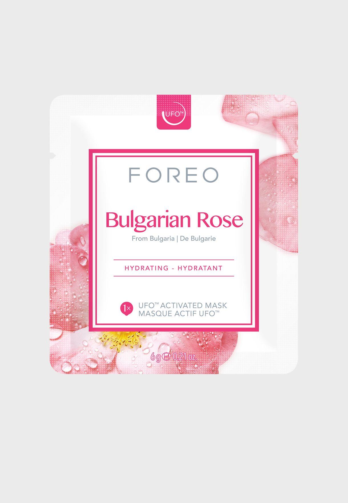 Ufo Mask Bulgarian Rose