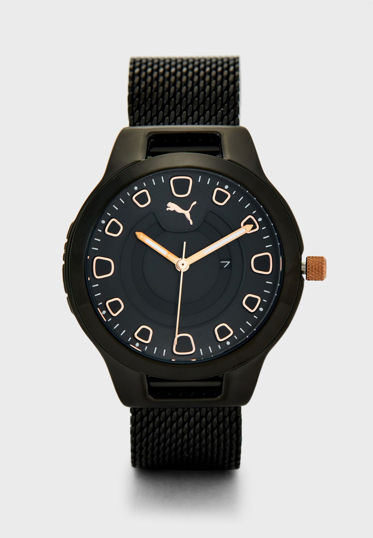 P1010 Analog Watch