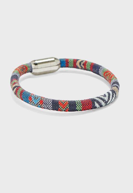 Printed Casual Bracelet