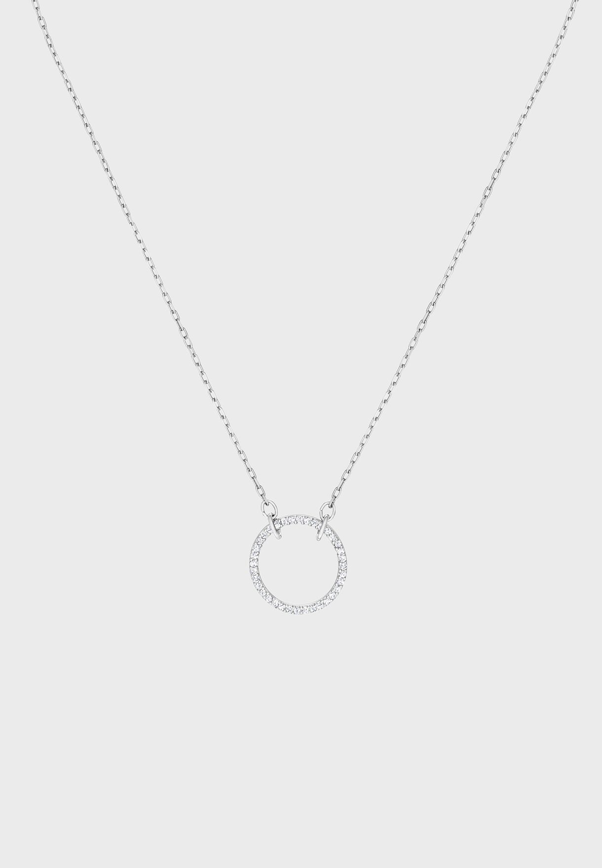 Only Round Necklace