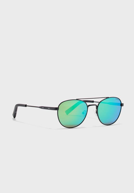 N4641SP Brow Bar Oversized Aviator