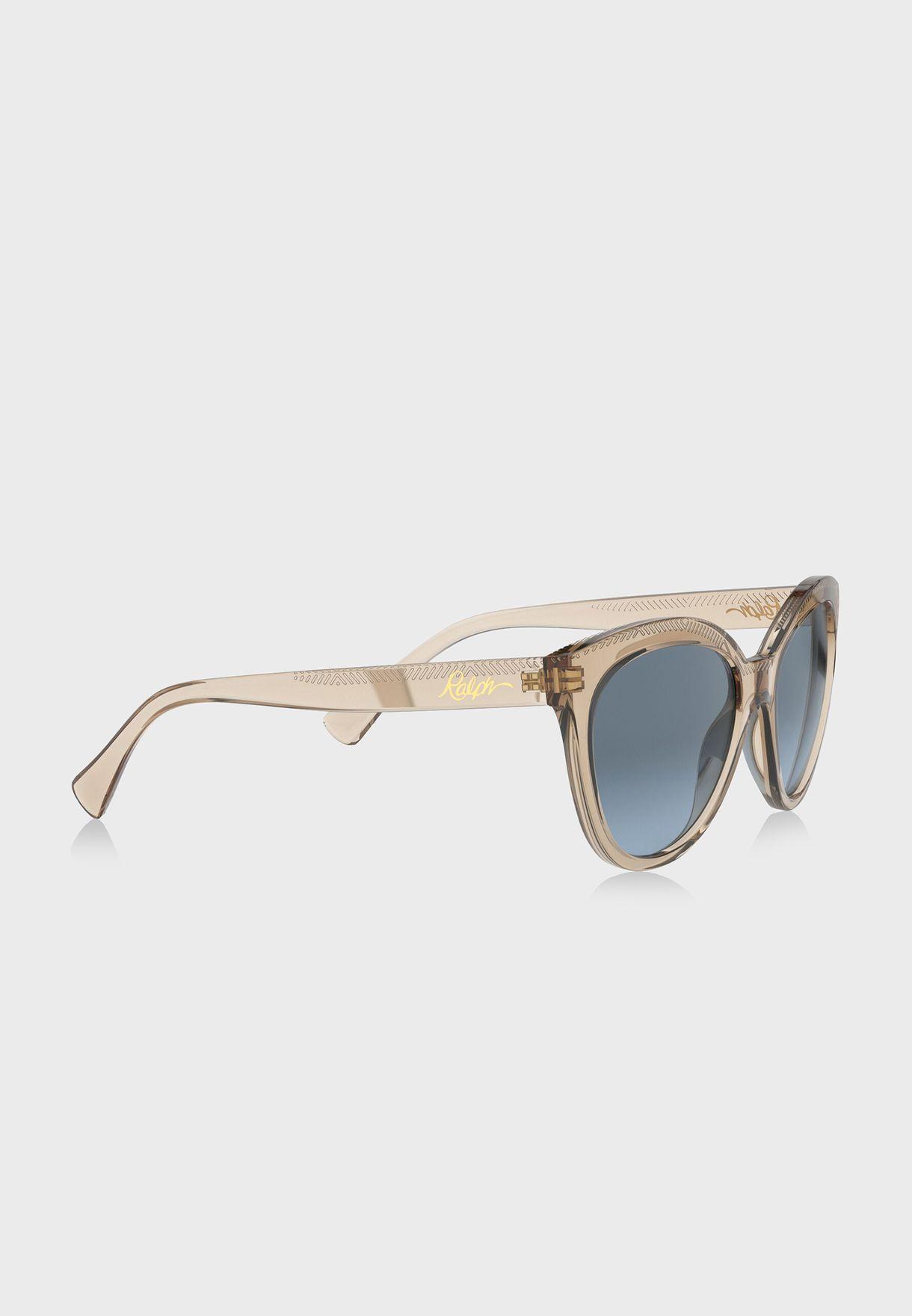0RA5260 Cat Eye Sunglasses