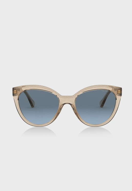 0RA5260 Cat Eye Sunglasses