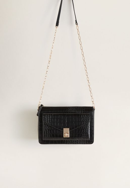 Fila Chain Detail Crossbody