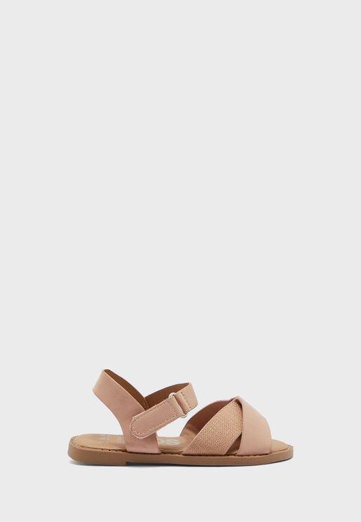Kids Crossover Sandal
