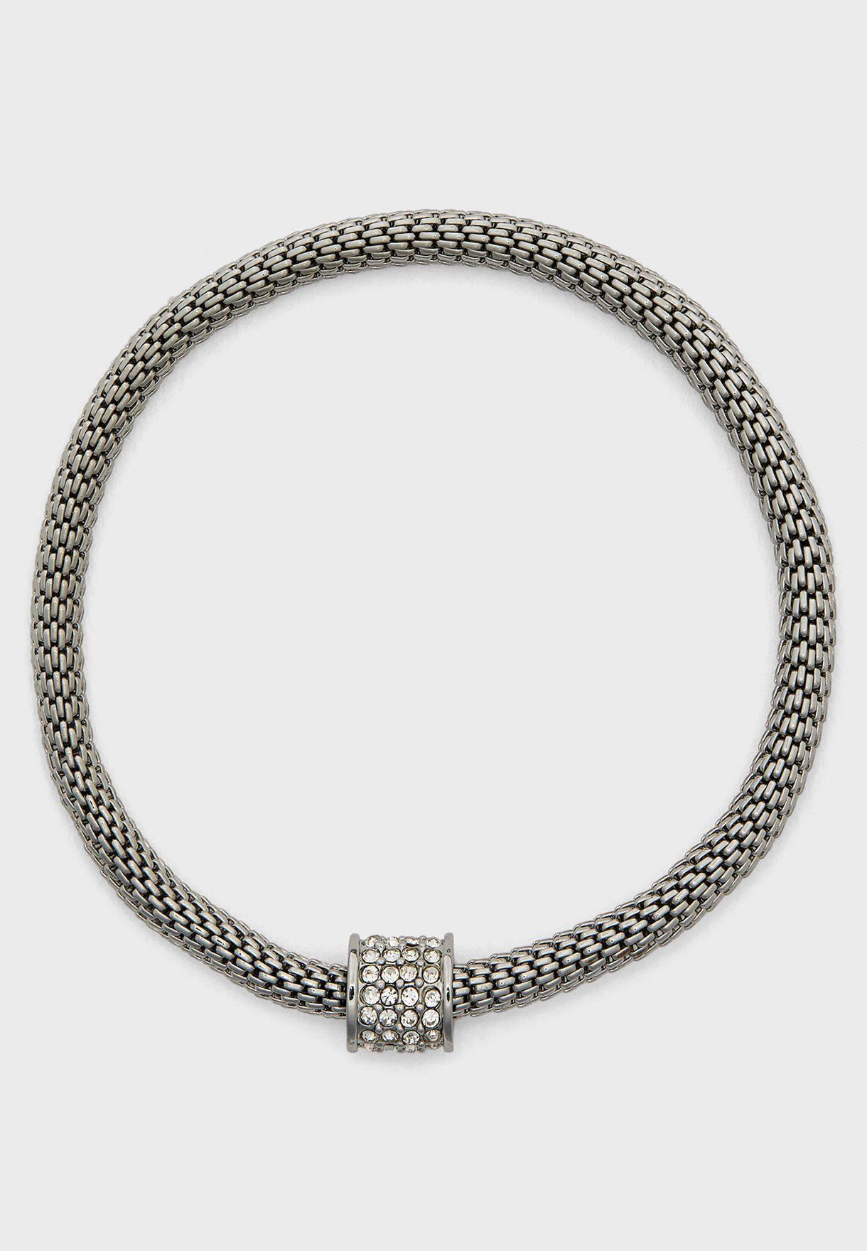 Barrel Mesh Bracelet
