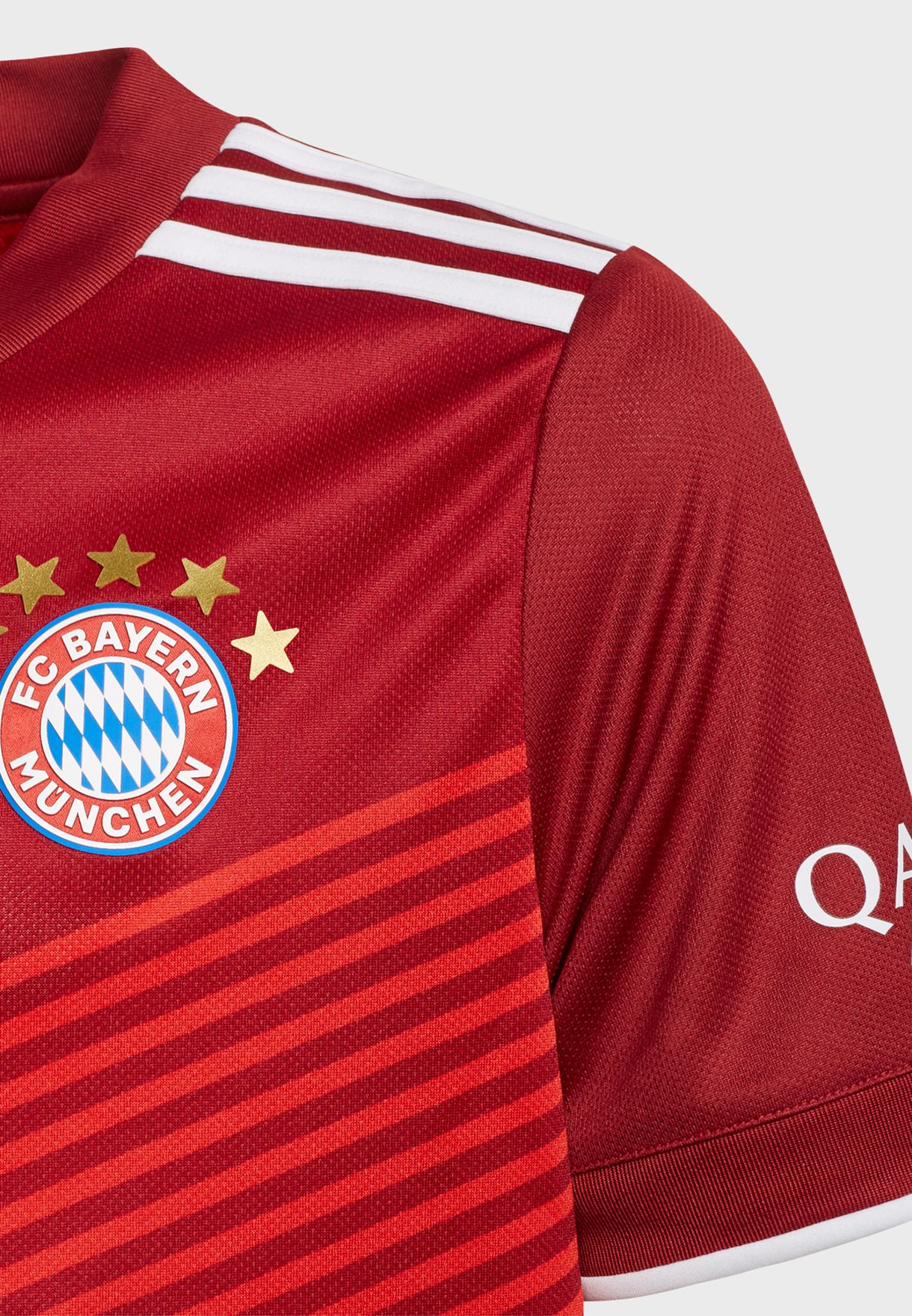 Youth Fc Bayern Home Jersey