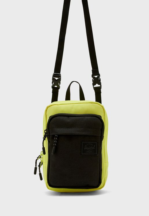 Cruz Crossbody Messenger Bag
