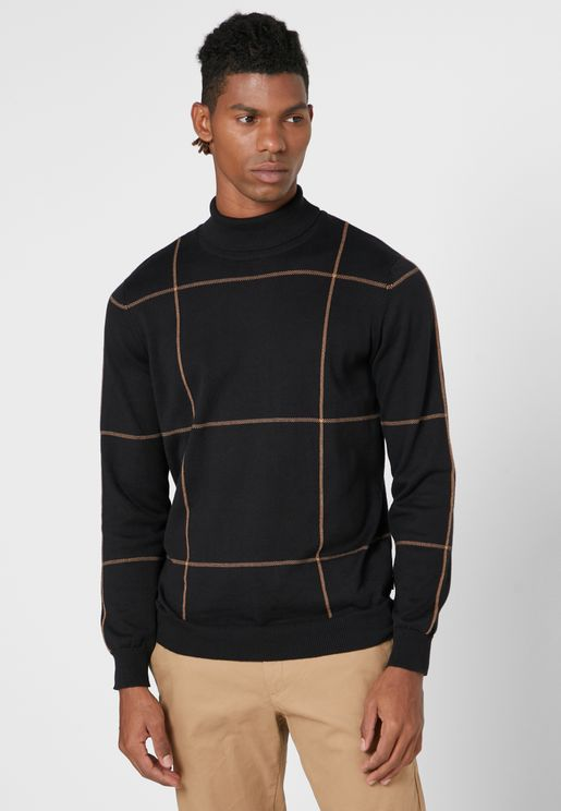 Stretch Hover Sweater