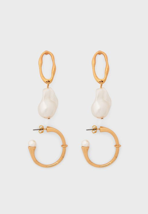 Multipack Tupack Earrings