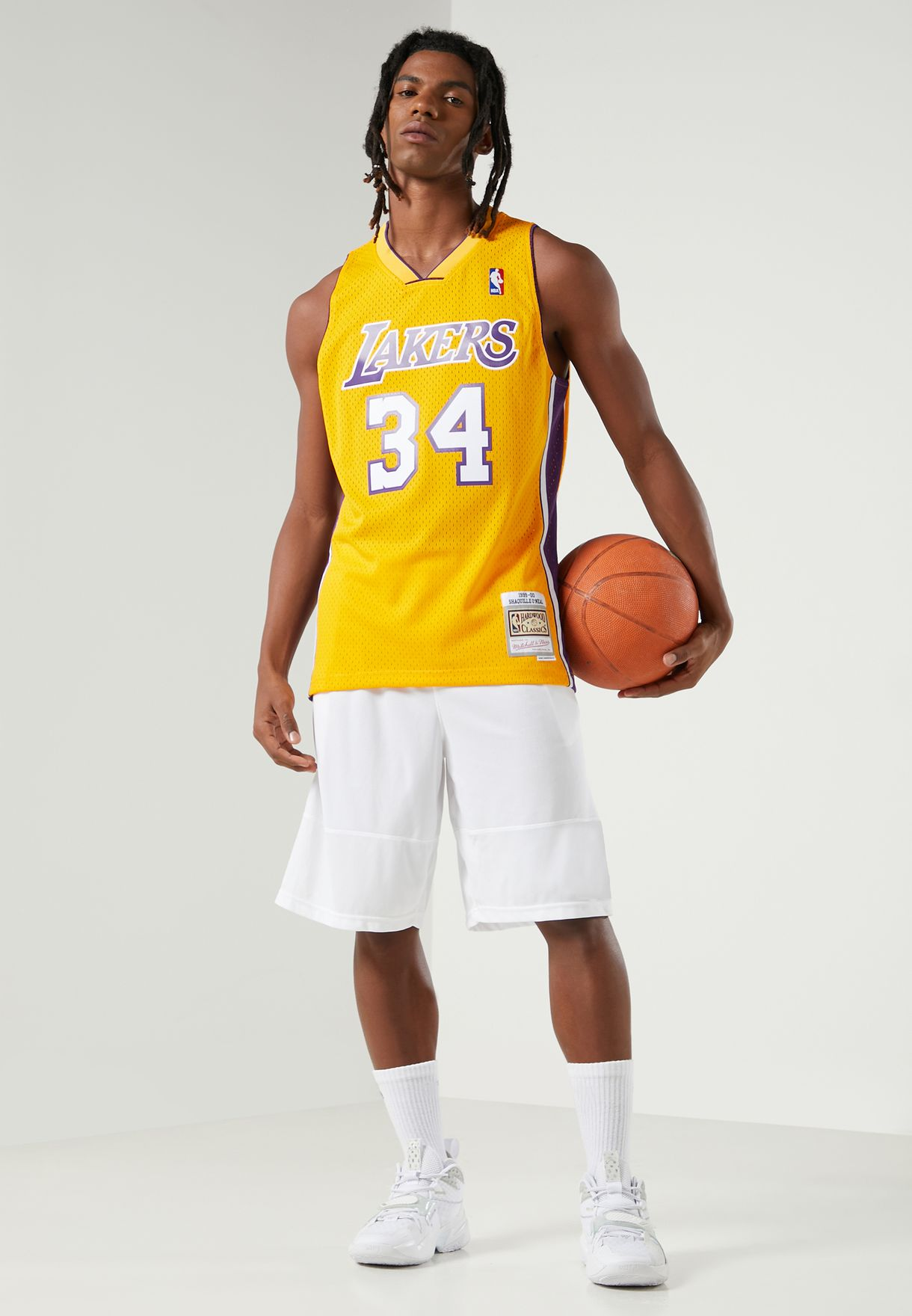 Los Angeles Lakers Shaquille O'Neal Swingman Tank