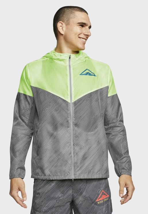 Trail Windrunner Jacket