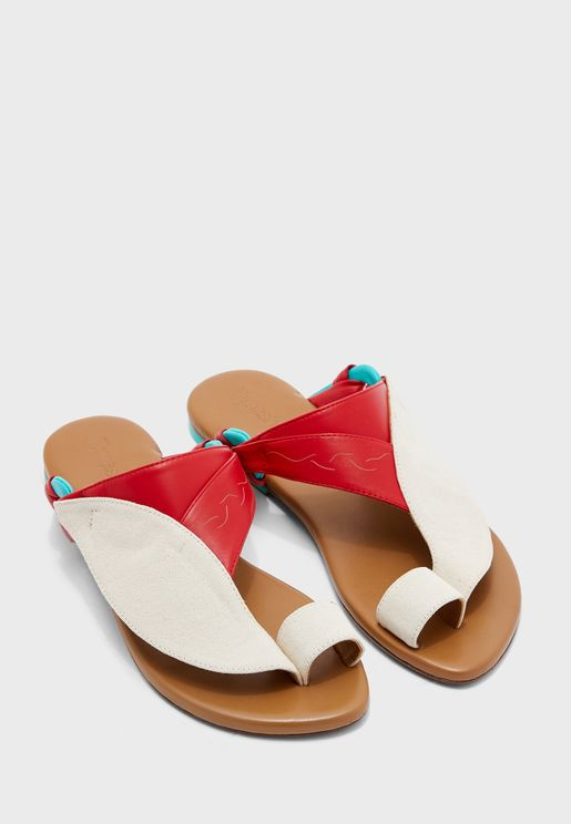 Juniper Flat Sandal