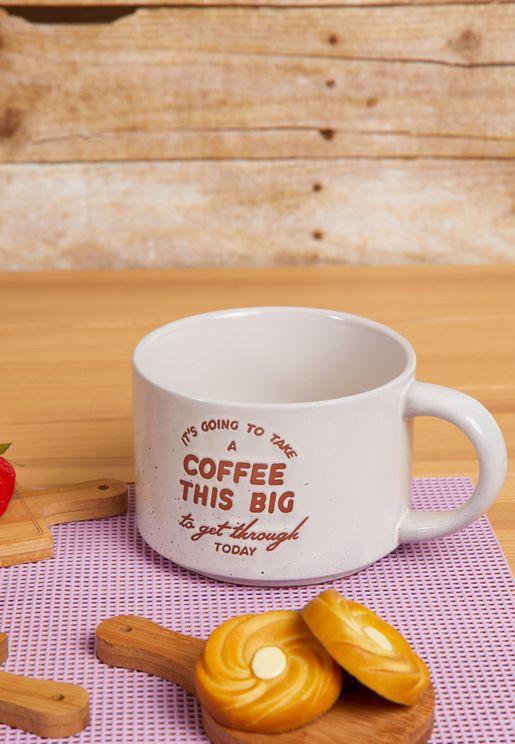 Coffee This Big Mug