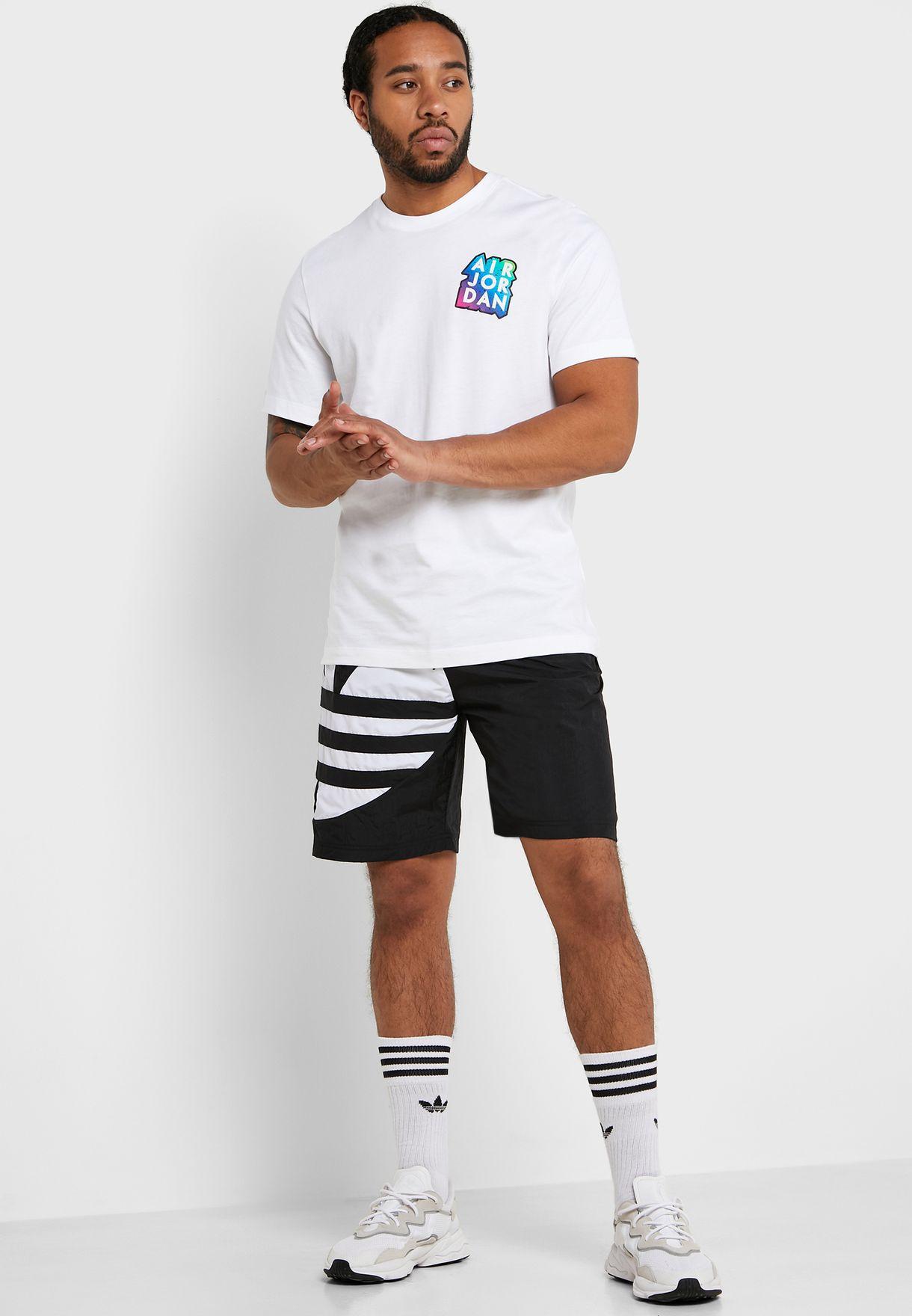 Big Trefoil Shorts