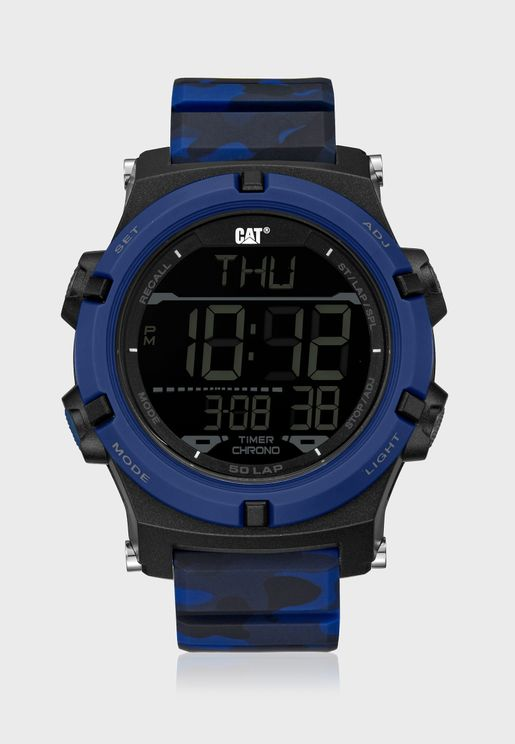 Crossfire Digital Watch