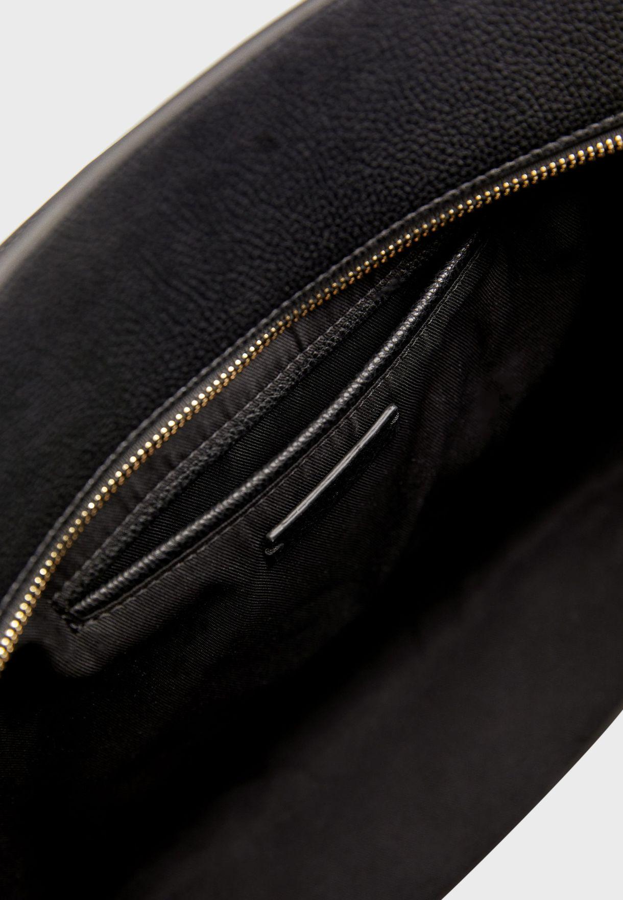 Lucia Inner Zipped Pocket Tote