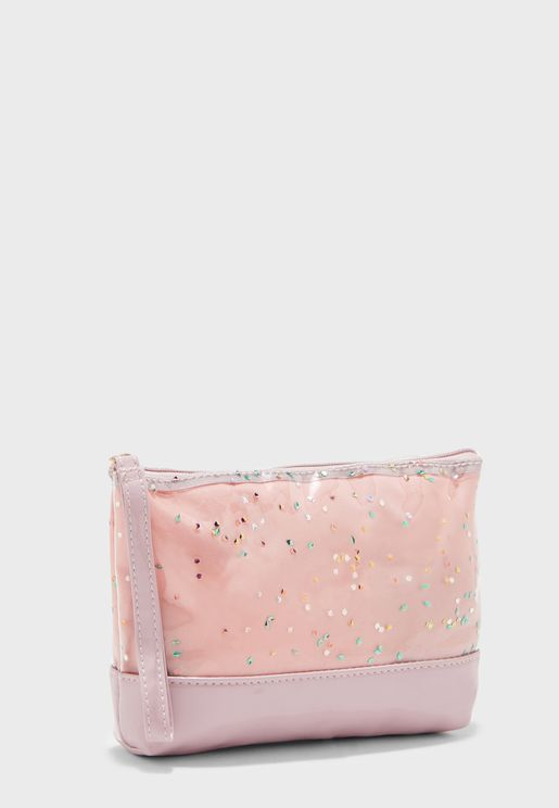 Diamonte  Flat Bag