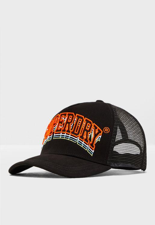 Varsity Triple Cap