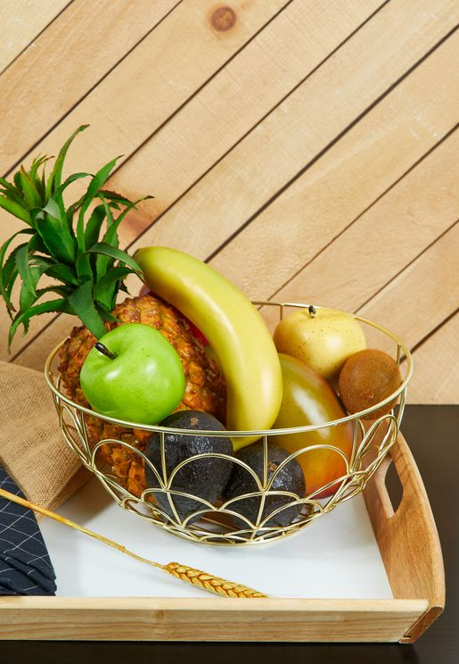Vertex Deco Fruit Basket