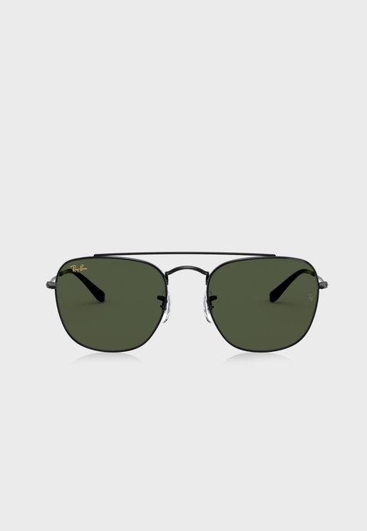 0RB3557 Aviator Sunglasses