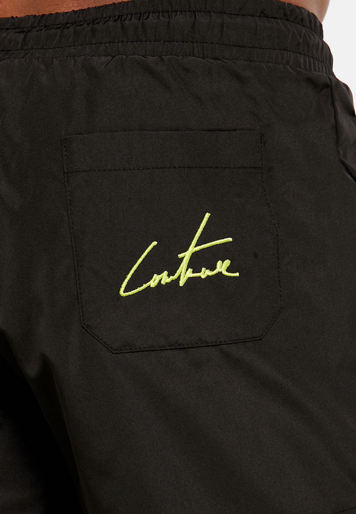 Signature Outline Swim Shorts