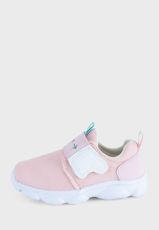 Infant Alina Single Velcro Sneaker