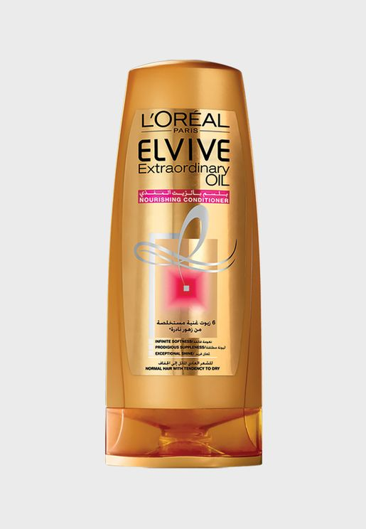 Elvive Extraordinary Oils Conditioner 400ml