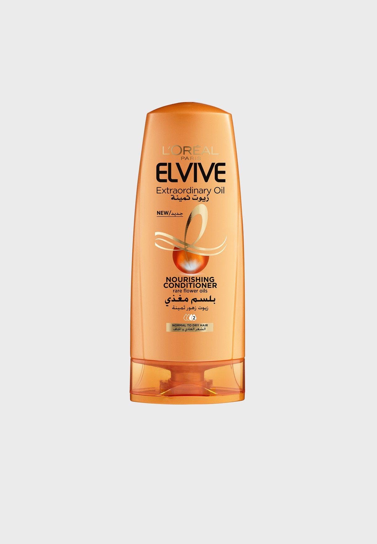 Elvive Extraordinary Oils Conditioner 400ml