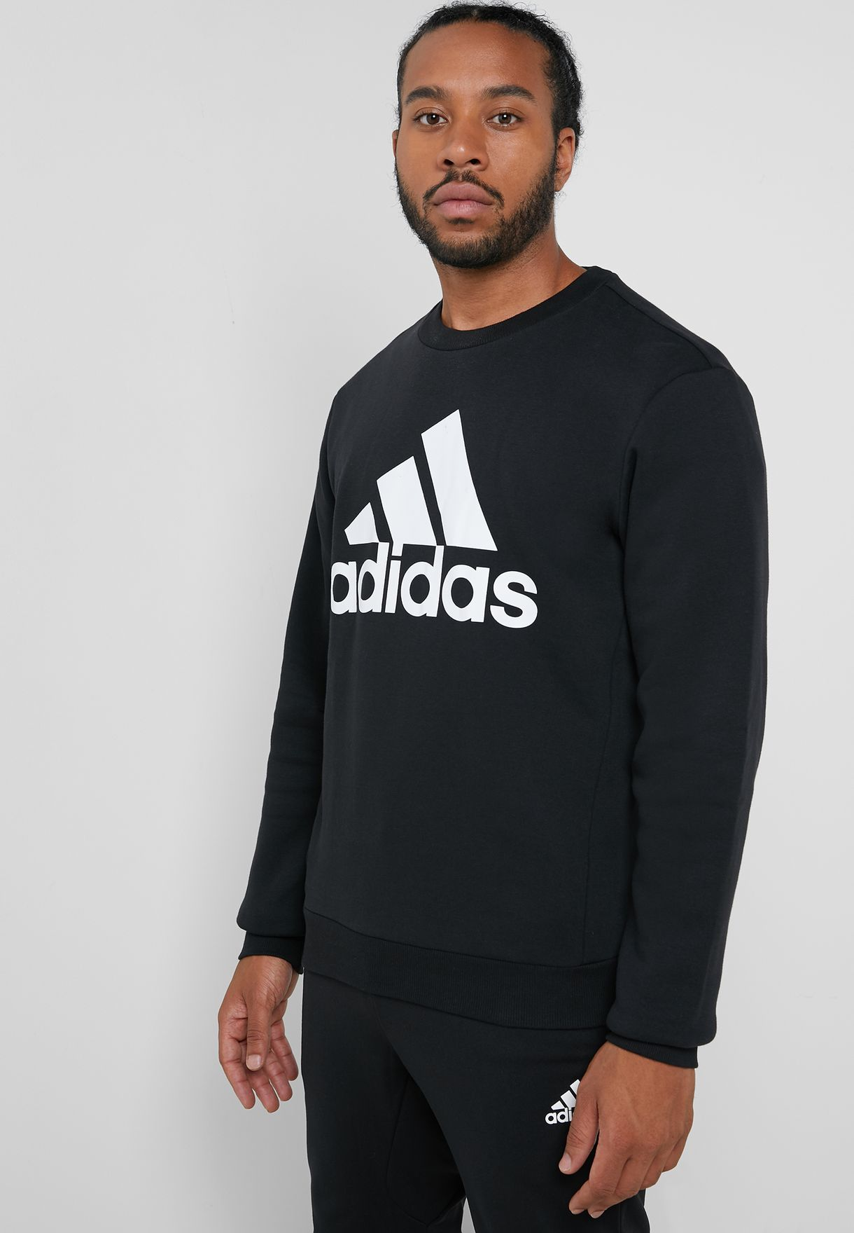 Must Have Badge Of Sport Sweatshirt