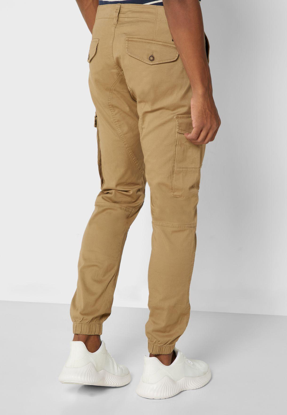 Paul Cuffed Pants