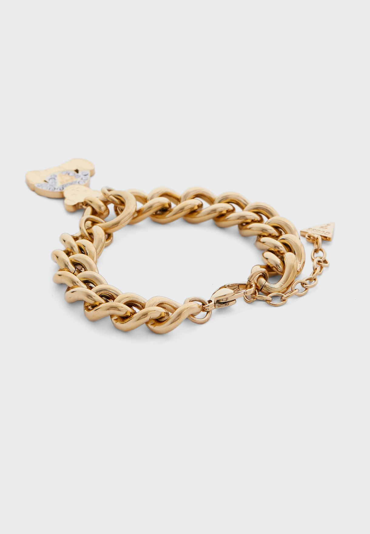 Bear Charm Bracelet