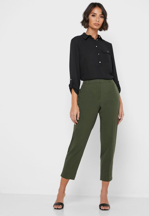 Ankle Grazer Naples Pants