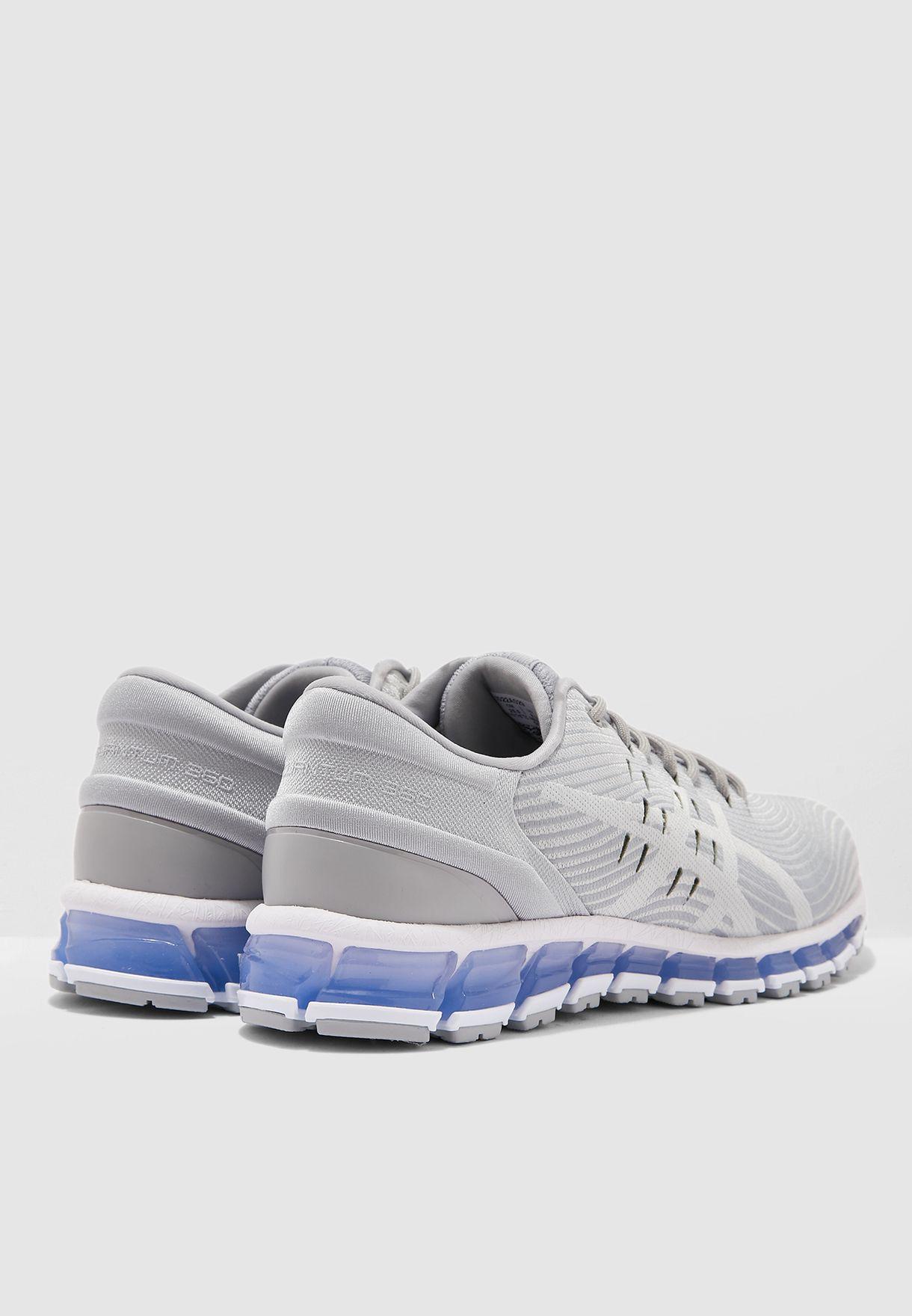 حذاء جيل كوانتوم 360 محبوك