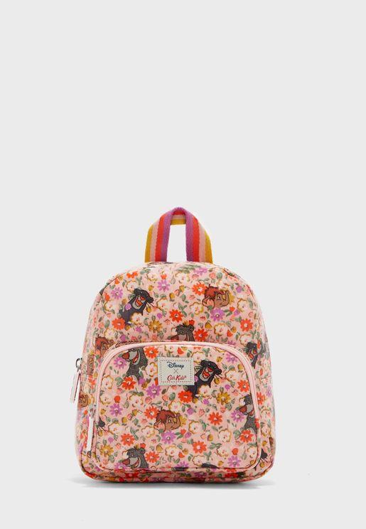 Kids Jungle Ditsy Backpack