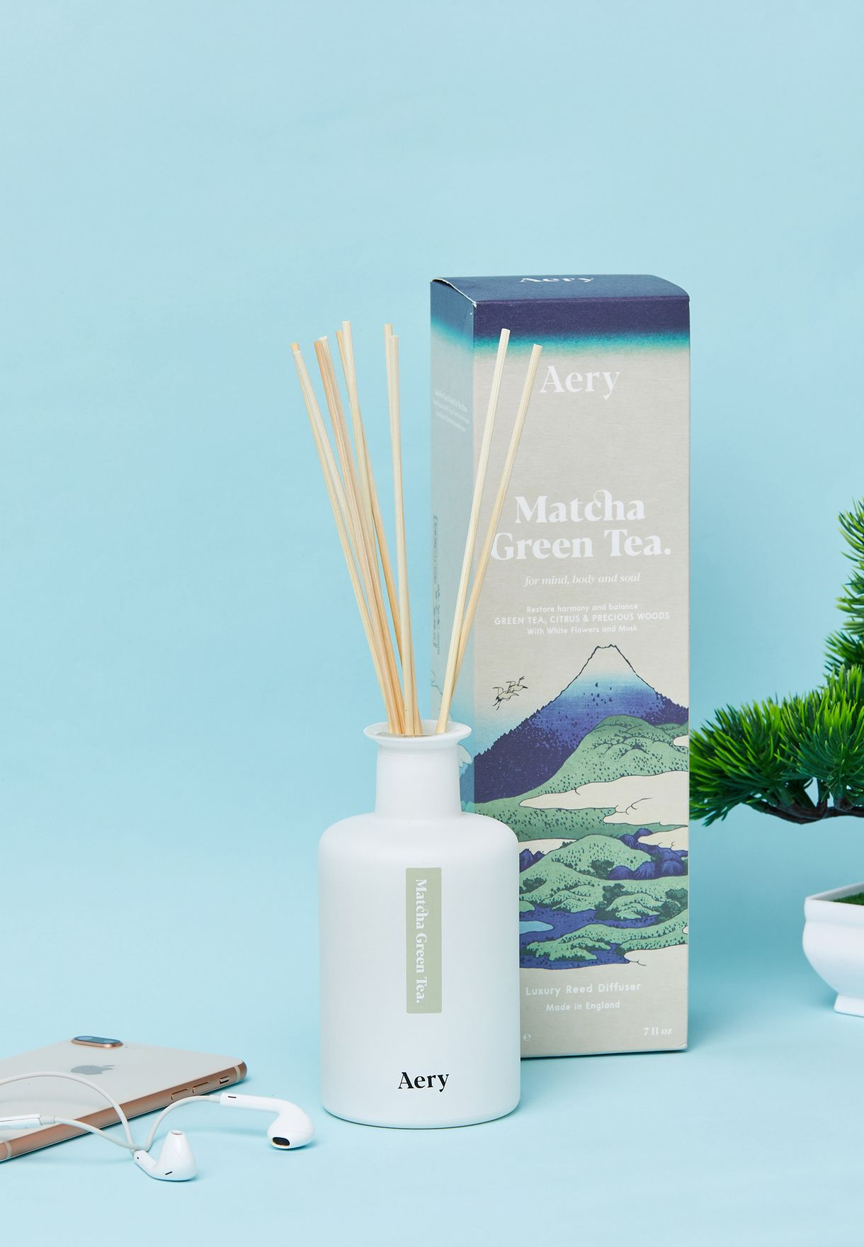 Matcha Green Tea Diffuser 200ml