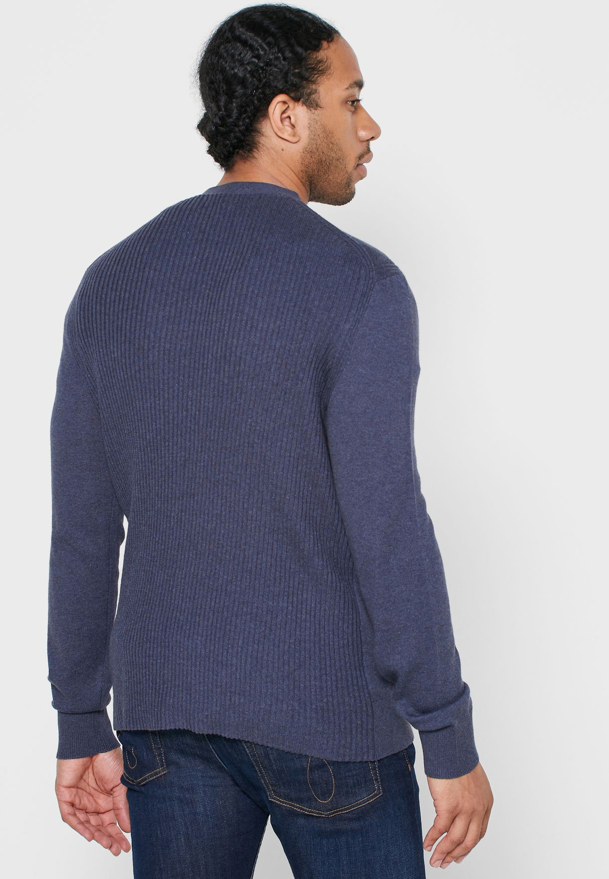 Madison Ribbed Cardigan