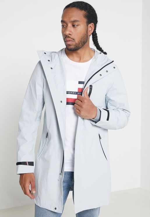 Tech Parka Jacket