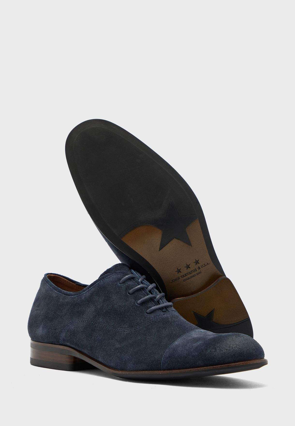 Seagher Oxford Lace Ups